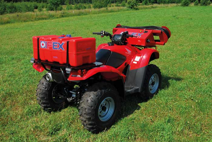 IFEX-All Terrain Vehicle