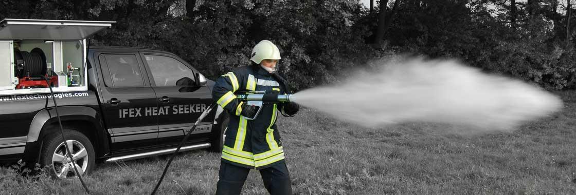 IFEX Technologies GmbH - IFEX3000 im Einsatz