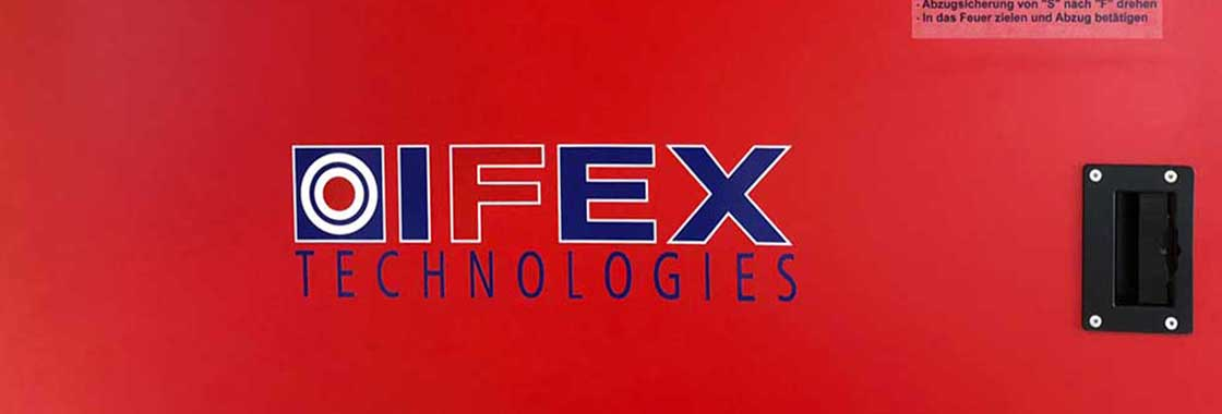 IFEX- Compact Fire Fighting Cabinet